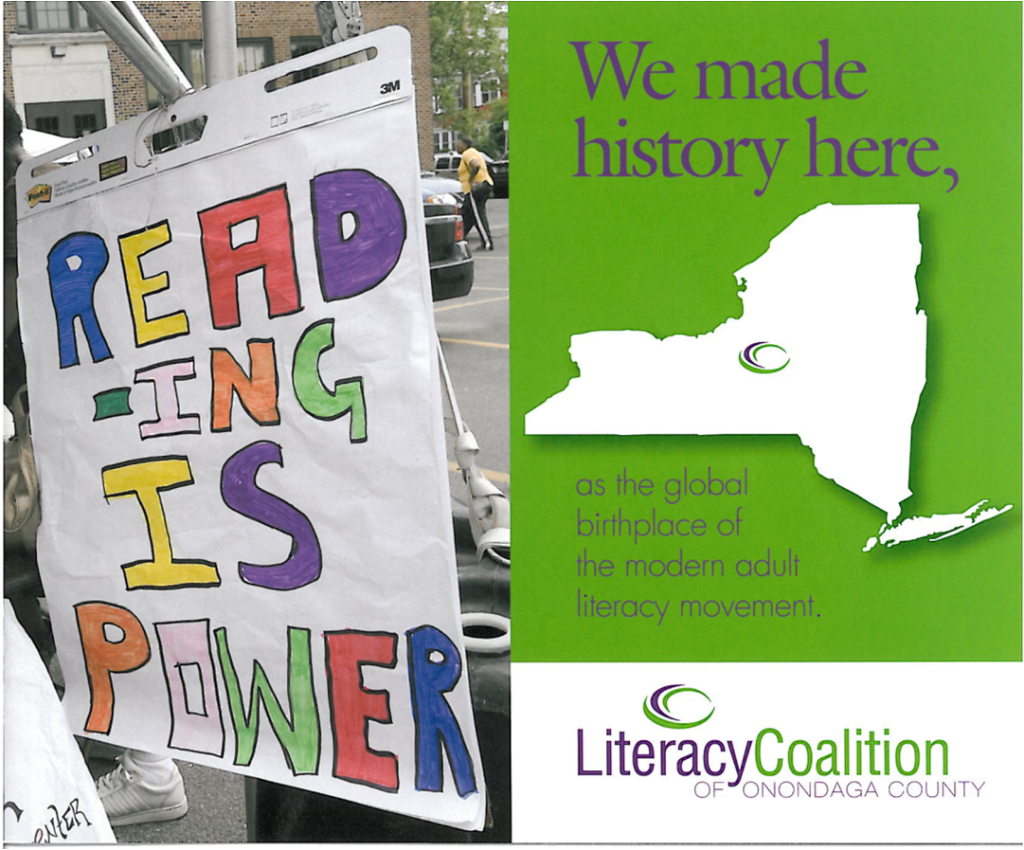 Reading is Power-We Made History